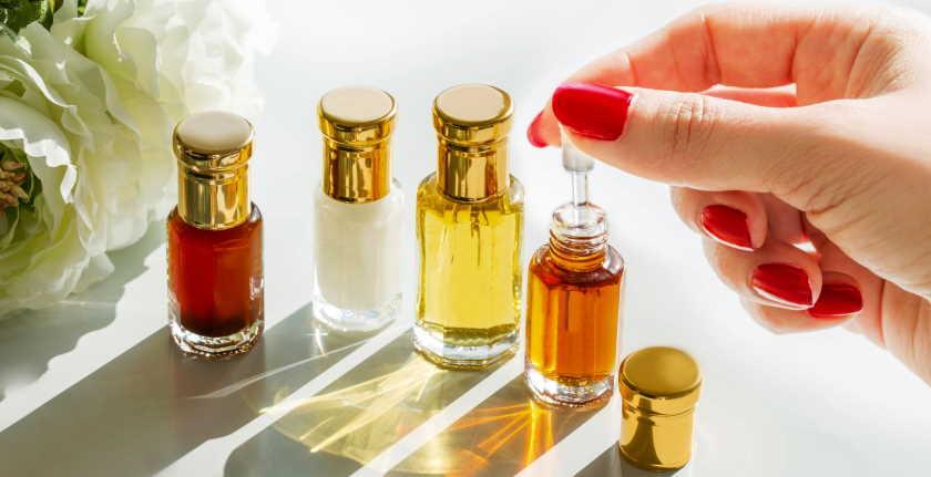 use old perfume